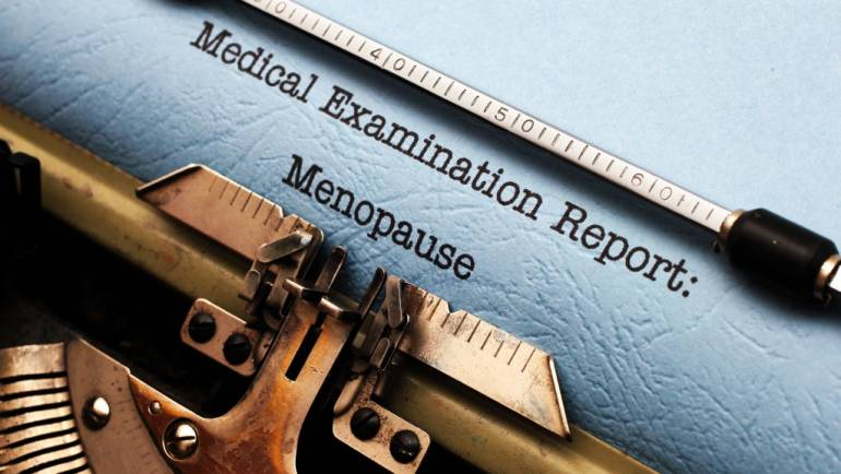 Knock, Knock, It's Menopause.